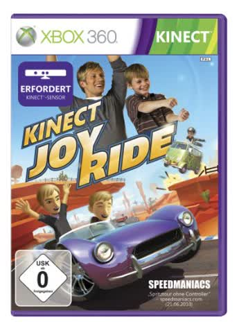 Kinect Joy Ride (Kinect erforderlich) - [Xbox 360]
