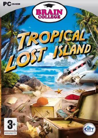 Brain College: Tropical Lost Island