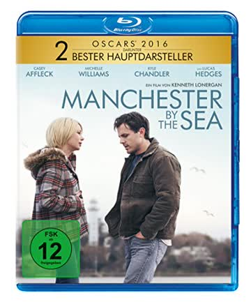 Manchester by the Sea [Blu-ray]