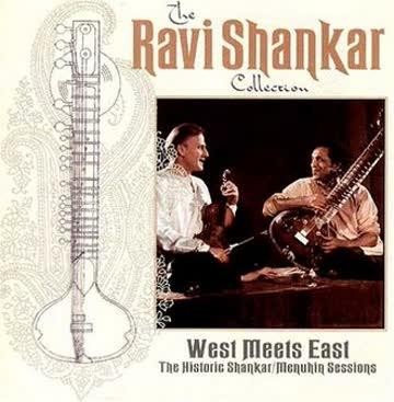 Ravi Shankar - West Meets East