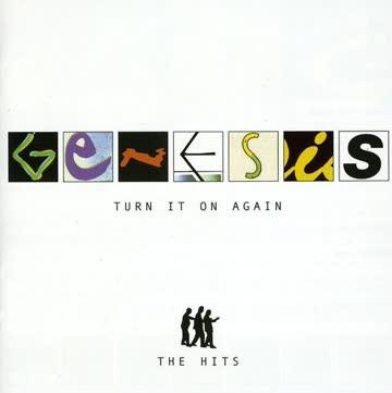 Genesis - Turn It On Again - Best Of