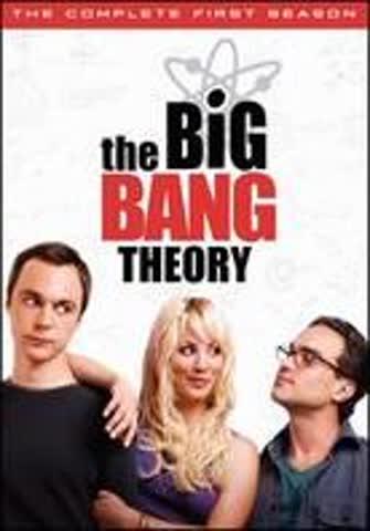 The Big Bang Theory Season 1 (3 DVDs)