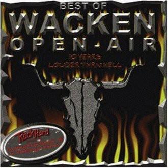 Diverse - Best Of Wacken Open Air-10 Yea