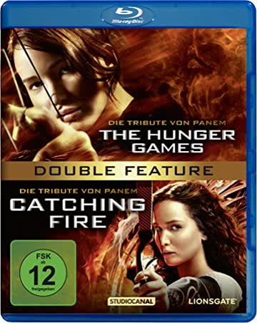 Die Tribute von Panem - The Hunger Games/Catching Fire [Blu-ray]
