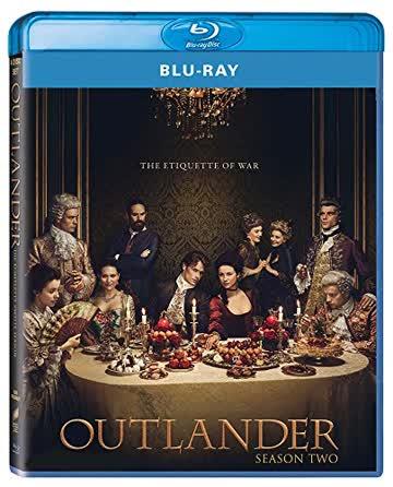 outlander - stagione 02 (5 blu-ray) box set