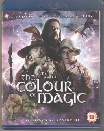Terry Pratchett's The Colour Of Magic Blu-ray [UK Import]