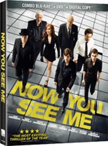 Now You See Me (US-Import)