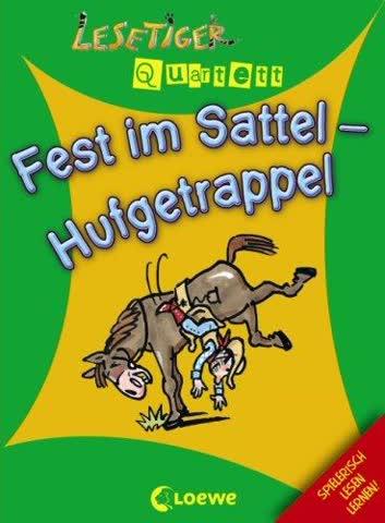 Fest im Sattel - Hufgetrappel
