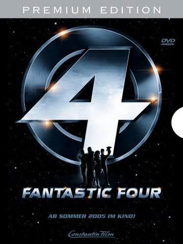 Fantastic Four (Premium Edition) [2 DVDs]