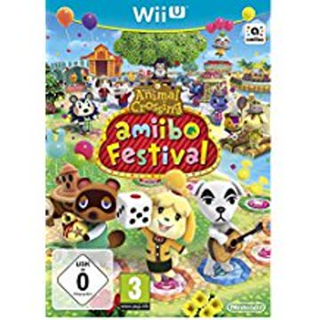 Animal Crossing: amiibo Festival nur Spiel ohne Figuren
