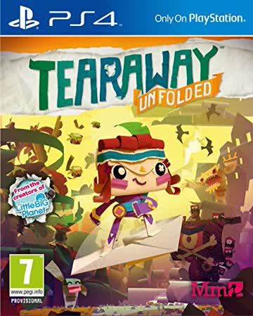Tearaway: Unfolded [AT-PEGI]