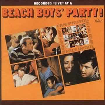 The Beach Boys - Party/Stackotracks