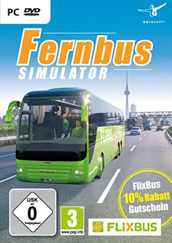 Fernbus Simulator [German Version]