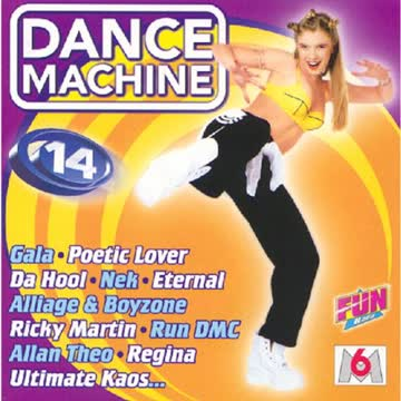 Various - Dance Machine / Vol.14