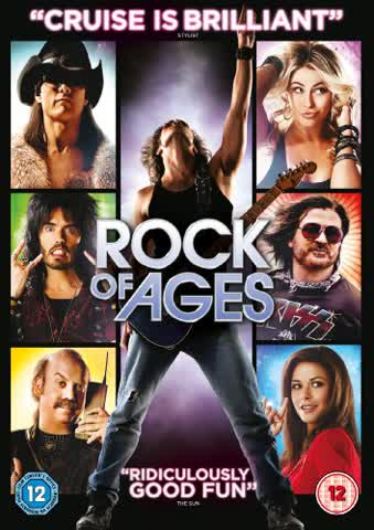 Rock of Ages [DVD] [2012]