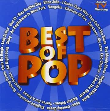 Diverse - Best of Pop/Aktionssampler [UK-Import]