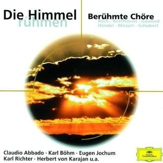Karajan - Die Himmel Rühmen