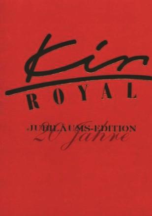 Kir Royal (Jubiläums-Edition, + Audio-CD) [3 DVDs]