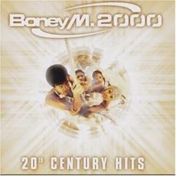 Boney M.2000 - 20th Century Hits