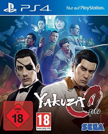 Yakuza Zero (PS4)