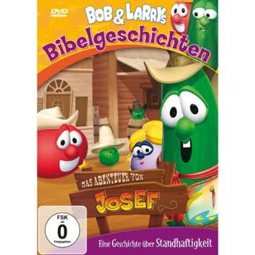Bob & Larrys Bibelgeschichten; Das Abenteuer von Josef