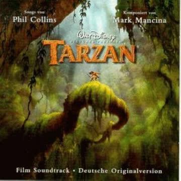 Disney/Original Soundtrack - Tarzan (Deutsch): An Original Walt Disney Records Soundtrack (+Bonus CD-R)