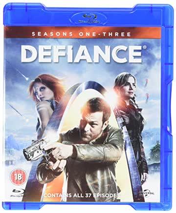 Defiance - Seasons 1 [Blu-ray]