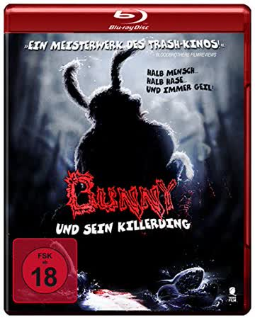 Bunny und Sein Killerding [Blu-ray]