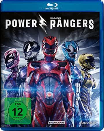 POWER RANGERS - MOVIE [Blu-ray] [2017]