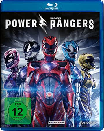 POWER RANGERS - MOVIE [Blu-ray] [2017]