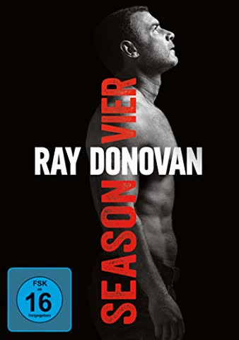 Ray Donovan - Season Vier [4 DVDs]