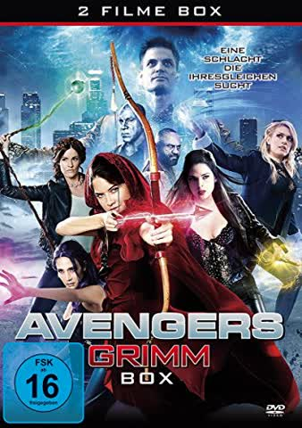Avengers Grimm Box-Edition