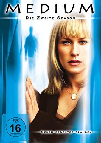 Medium - Die zweite Season [6 DVDs]