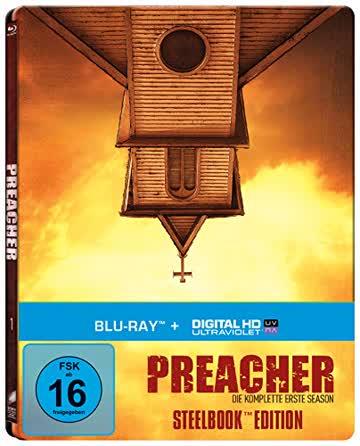 Preacher - Die komplette erste Season - Steelbook [Blu-ray] [Limited Edition]
