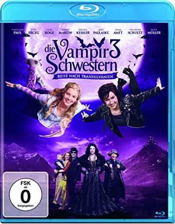 Vampirschwestern - Reise nach Transsilvanien [Blu-ray]