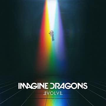 IMAGINE DRAGONS - Evolve: Deluxe Edition