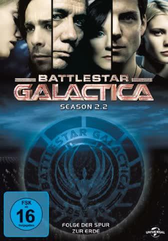 Battlestar Galactica - Season 2.2 [3 DVDs]