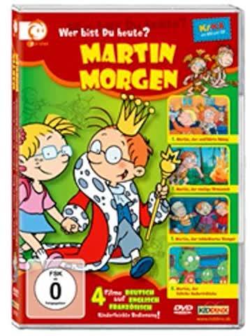 Martin Morgen Folge 2 - Martin, der entführte König