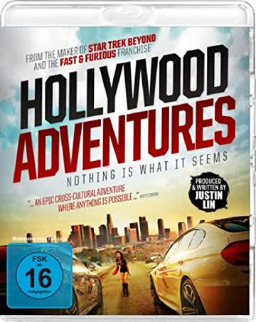 Hollywood Adventures [Blu-ray]