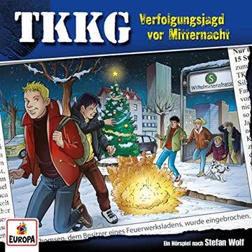TKKG Fall 199: Verfolgungsjagd vor Mitternacht