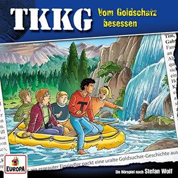 TKKG 201/Vom Goldschatz besessen