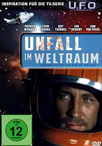 Unfall im Weltraum - Inspiration für die TV-Serie U.F.O