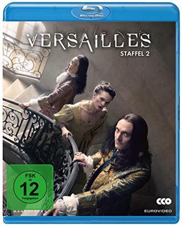 Versailles - Die komplette 2. Staffel [Blu-ray]