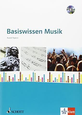 Basiswissen Musik: Schülerbuch mit CD-ROM ab Klasse 7