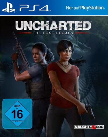 Uncharted: The Lost Legacy [AT-PEGI] [German Version]