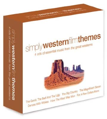 Various - Simply Western Film Themes