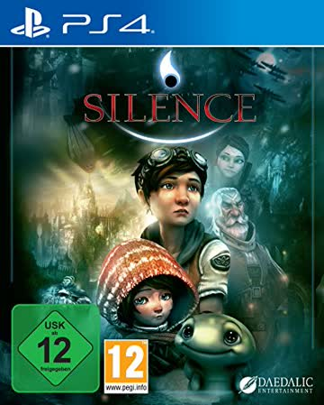 Silence (PS4 Deutsch)