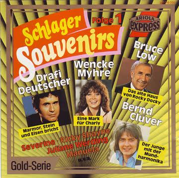 Drafi Deutscher - Schlagersouvenirs 1