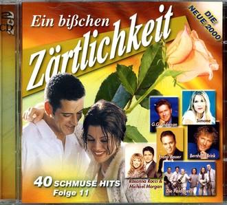 Various - Ein Bißchen Zärtlichkeit Folge 11