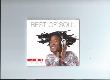 CD Best Of Soul
